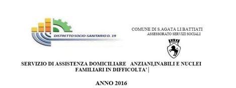 DOMICILIARE 2016