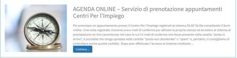 AGENDA ONLINE SILAVORA.IT